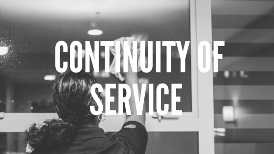 continuity of service