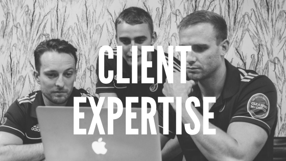 client expertise