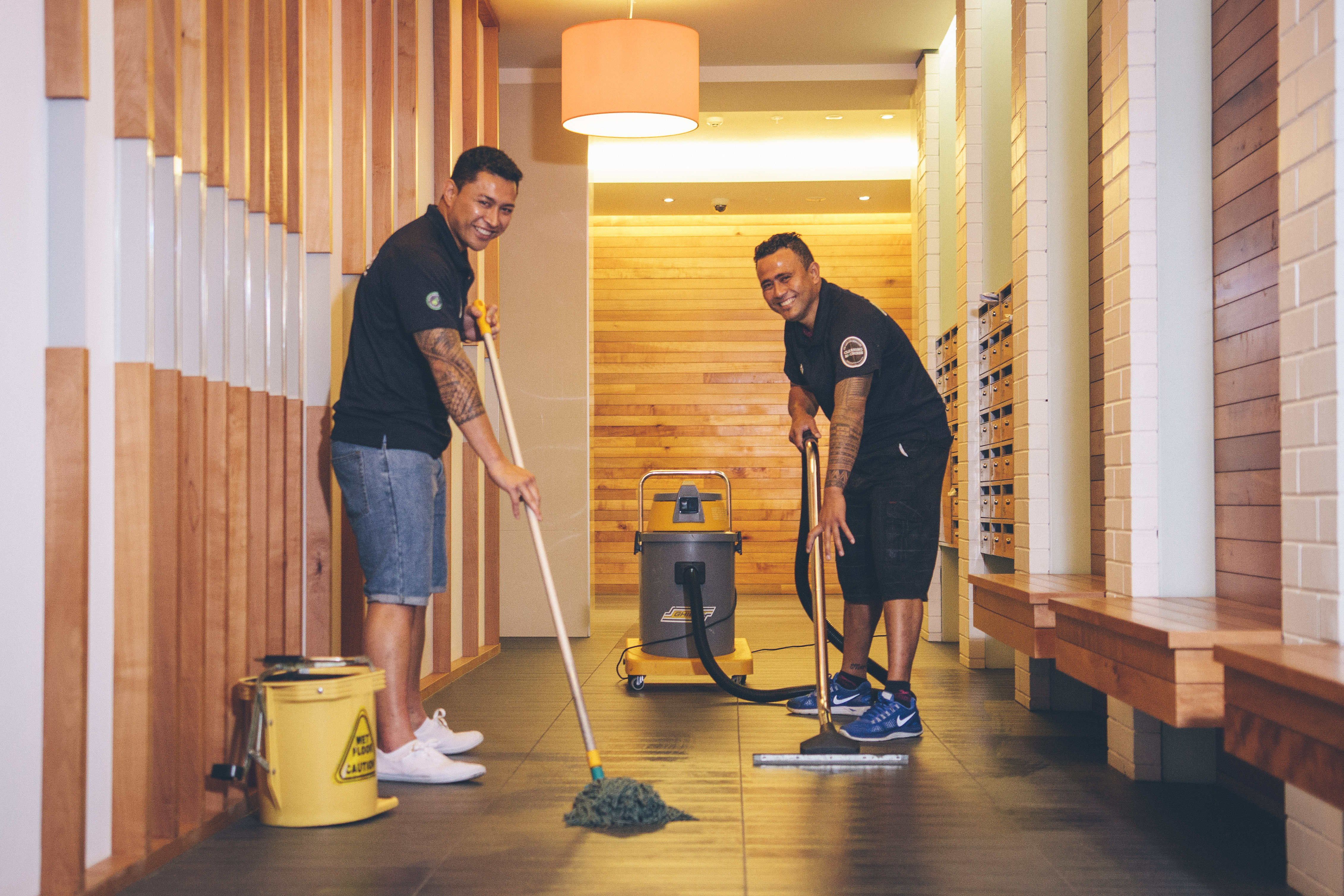 Office Cleaning CMOS